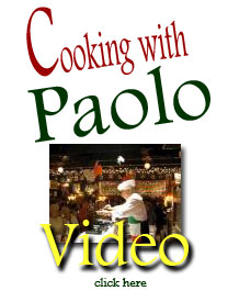 Paolo's Cooking Show
